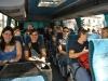 going to Espaço a brincar (field visit)